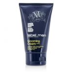 Mens Grooming Cream (Lightweight Cream, Natural Definition and Control, Nourishes, Builds Thickness and Texture)