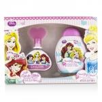 Princess Coffret: Eau De Toilette Spray 100ml/3.4oz + Shower Gel & Shampoo 300ml/10.2oz