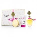 Couture Couture Coffret: Eau De Parfum Spray 100ml/3.4oz + Body Creme 100ml/3.4oz + Shower Gel 125ml/4.2oz