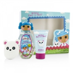 Mittens Fluff N Stuff Cute Coffret: Eau De Toilette Spray 100ml/3.4oz + Shower Gel 75ml/2.5oz + French Barrette