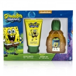 Spongebob Coffret: Eau De Toilette Spray 50ml/1.7oz + Shwoer Gel 75ml/2.5oz