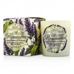 Scented Italian Candle - Wild Tusan Lavender & Verbena