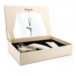 Repetto Coffret: Eau De Toilette Spray 80ml/2.6oz + Body Lotion 100ml/3.3oz + Shower Gel 100ml/3.3oz