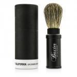 Aluminum Travel Shave Brush