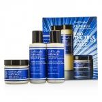 Cupuacu Anti-Frizz Collection 3-Piece Starter Kit: Shampoo 60ml + Conditioner 60ml + Hair Mask 60ml