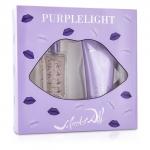 Purplelight Coffret: Eau De Toilette Spray 30ml/1oz + Body Lotion 100ml/3.4oz