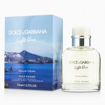 Light Blue Discover Vulcano Eau De Toilette Spray