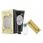 Beau Jardin Lavender & Jasmine Manicure Kit: Hand Cream 100ml/3.38oz + Cuticle Oil 10ml/0.33oz + Nail Buffer
