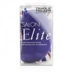Salon Elite Professional Detangling Hair Brush - # Purple Crush (For Wet & Dry Hair)