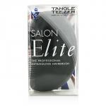 Salon Elite Professional Detangling Hair Brush - Midnight Black (For Wet & Dry Hair)