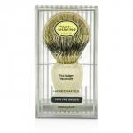 Fine Badger Shaving Brush - Ivory