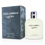 Homme Light Blue Eau De Toilette Spray