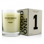 Scented Candles - White Wood One