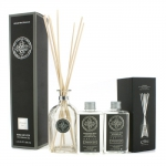 Reed Diffuser with Essential Oils - Champagne Rose