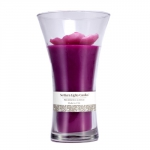 Floral Vase Premium Candle - Pink Pansy