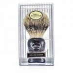Fine Badger Shaving Brush - Black
