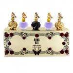 The Boheme Collection Coffret: La Nuit De Boheme Eau De Parfum + 2x La Nuit De Boheme Eau De Toilette + 2x La Vie De Boheme Eau De Toilette