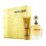 Roberto Cavalli (New) Coffret: Eau De Parfum Spray 75ml/2.5oz + Body Lotion 75ml/2.5oz