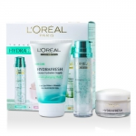 Hydrafresh Deep Hydration Programme: Mask 100ml  + Deep Boosting Essence 50ml + Dry Skin Moisturising Cream 50ml