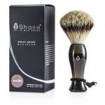Finest Badger Long Shaving Brush - Smoke