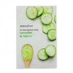 Its Real Squeeze Mask - Cucumber