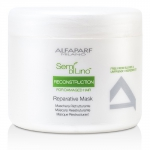Semi Di Lino Reconstruction Reparative Mask (For Damaged Hair)