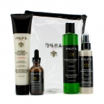 Four Step Hair & Scalp Treatment Set - Classic Formula (For All Hair Types)