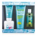 The Bod Squad Set: Body Butter 200ml + Soapy Suds 120ml + Fat Girl Slim 170.5g + Hand Cream 75ml