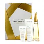 LEau DIssey Absolue Coffret: Eau De Parfum Spray 50ml/1.6oz + Body Lotion 75ml/2.5oz + Shower Gel 30ml/1oz