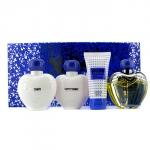 Toujour Glamour Coffret: Edt Spray 100ml/3.4oz+ Body Lotion 100ml/3.4oz+ Shower Gel 100ml/3.4oz+ Body Gel 50ml/1.7oz