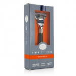 Chrome Collection Power Razor - Without Battery