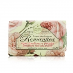 Romantica Exhilarating Natural Soap - Florentine Rose & Peony