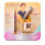 Sensual Solutions Set: Cleanser 45ml + Wrinkle Filler 14.2g + Wrinkle Erase 48g