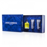 Pour Homme Coffret (New Version): Eau De Toilette Spray 75ml/2.5oz + After Shave Balm 50ml/1.6oz + Shower Gel 50ml/1.6oz