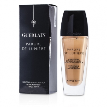 Parure De Lumiere Light Diffusing Fluid Foundation SPF 25 - # 02 Beige Clair