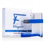 F by Ferragamo Free Time Eau De Toilette Spray