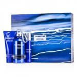 Connected Reaction Coffret: Eau De Toilette Spray 125ml/4.2oz + Eau De Toilette Spray 30ml/1oz + After Shave Balm 100ml/3.4oz