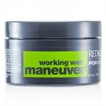 Men Maneuver Working Wax