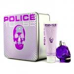 To Be Coffret: Eau De Parfum Spray 75ml/2.5oz + Body Lotion 100ml/3.4oz