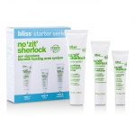 No Zit Sherlock Complete Acne System: Purifying Cleanser + Moisturizer + Serum