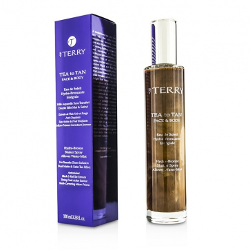 Tea To Tan Hydra-Bronze Shaker Spray Allover Water-Mist (Face & Body)