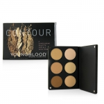 Contour Palette For All Skin Tones (3x Highlight Shades, 3x Contouring Shades)