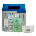 Clear Days Ahead Kit: Cleanser 90ml/3oz + Moisturizer 15ml/0.5oz + Treatment Pads 30 pads + Spot Treatment 7ml/0.25oz