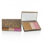 Naked Flushed - Going Native (1x Blush, 1x Bronzer, 1x Highlighter)