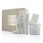Restorative Ritual Set: Cleanser 200ml+Face Treatment 50ml+Eye Treatment 15ml+Daily Protection SPF 50 50ml+Muslin Cloth