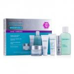 Essentials Kit (Normal/ Combination): Cleansing Gel + Eye Complex + Masque + Evening Complex + Perfect 10 Serum