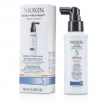 System 5 Scalp Treatment For Medium to Coarse Hair, Normal to Thin-Looking Hair