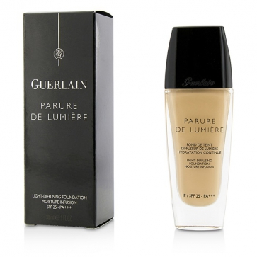 Parure De Lumiere Light Diffusing Fluid Foundation SPF 25 - # 12 Rose Clair