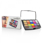 MakeUp Kit Deluxe G2127 (20x Eyeshadow, 3x Blusher, 2x Pressed Powder, 6x Lipgloss, 2x Applicator)