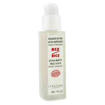 Red Rice Ultra-Matte Face Fluid